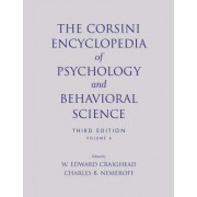 The Corsini Encyclopedia of Psychology and Behavioral Science, Volume 4 by W. Edward Craighead