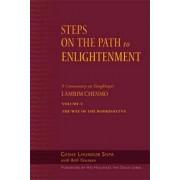 Steps to the Path of Enlightenment: v.3 by Gesha Llundub Sopa
