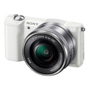 SONY A5000 + 16-50mm Wit