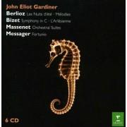 John Eliot Gardiner - French Music Edition (0825646942237) (6 CD)