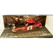 Macheta Datsun 240Z, Raliu Monte Carlo 1972, 1:43
