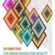 Geometric Coloring Books for Adults by Individuality Books