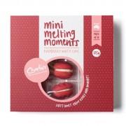 Raspberry White Choc Melting Moments 125g