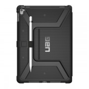 Urban Armor Gear Folio Case - удароустойчив хибриден кейс от най-висок клас за iPad Pro 9.7 (черен)