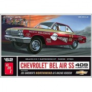 AMT 1/25 Scale 1962 Chevy Bel Air Super Stock Plastic Model Kit