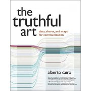 Cairo Alberto Truthful Art, The:Data, Charts, and Maps for Communication