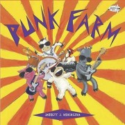 Punk Farm by Jarrett J Krosoczka