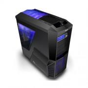 Skrinka Zalman MidTower Z11 PLUS, mATX/ATX, bez zdroja, USB 3.0, čierna