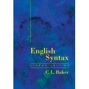 English Syntax by C.L. Baker