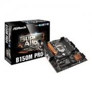 Placa de baza Intel 1151 ASRock B150M Pro4