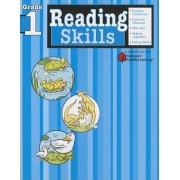 Reading Skills: Grade 1 (Flash Kids Harcourt Family Learning) by Flash Kids Editors