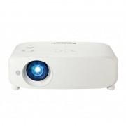 Videoproiector PT-VZ570, 4500 ANSI, WUXGA, Alb