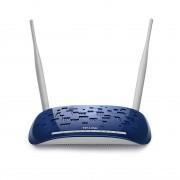 TP-LINK TD-W8960N ADSL, Wireless 802.11n/300Mbps Router 4xLAN,1xWAN AnnexA V6 PL