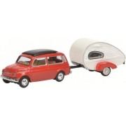 Fiat 500 + Caravan