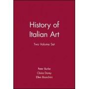 History of Italian Art: Vol.1 by Professor Peter Burke