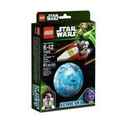 LEGO Star Wars 75006 - Planetas: Jedi Starfighter & Planet Kamino