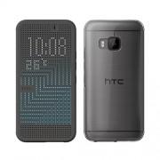 Husa HTC flip Dot View clear back HC M232 pt One M9