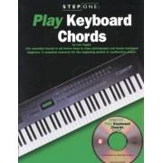 Step One: Play Keyboard Chords by Leonard Vogler