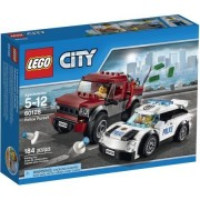 LEGO City Police Police Pursuit, 60128 Comes With 184 Pieces by LEGO
