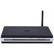 ROUTER D-LINK; model: DSL-2640R; MANAGEMENT; WIRELESS; PORTURI: 1 x ADSL; 4 x RJ-45 10/100
