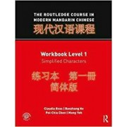 The Routledge Course in Modern Mandarin Chinese by Claudia Ross