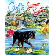 Carl's Summer Vacation by Alexandra Day