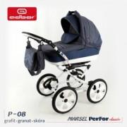 Carucior copii 3 in 1 Adbor Marsel PerFor Clasic