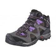 Salomon Sector Mid GTX - Calzado - gris 38 2/3 Zapatillas de trekking