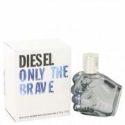 Only The Brave For Men By Diesel Eau De Toilette Spray 1.7 Oz