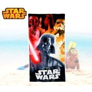 SW14056 Telo mare Star Wars 70x140 cm 100% cotone asciugamano