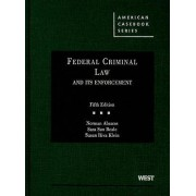 Federal Criminal Law and its Enforcement by Norman Abrams