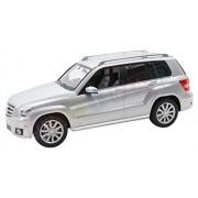 Rastar: Mercedes-Benz accionado por control remoto Clase GLK 01:14 SILVER