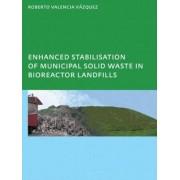 Enhanced Stabilisation of Municipal Solid Waste in Bioreactor Landfills by Roberto Valencia Vazquez