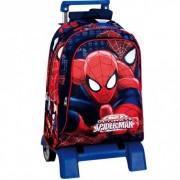 Ghiozdan cu Troler SpiderMan Eyes