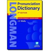 John Wells Longman Pronunciation Dictionary Paper with CD-ROM