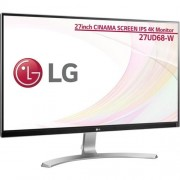 "Monitor LG 27UD68-W 27""W IPS 3840x2160 5ms 5M:1 300cd 2xHDMI DP čierny"