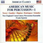 New England Conservatory - American Music For Percus (0636943968321) (1 CD)
