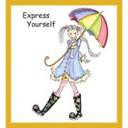 Gift Trenz Express Yourself Magnetic Bookmark