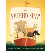 The Friend Ship by Kat Yeh