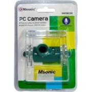 Camera Web Msonic MR1803E Verde