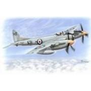 Modellino Aereo De Havilland Dh 103 Sea Hornet F. Mc. 20 / Pr. Mk. 22 (1:72)
