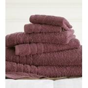 6 Piece Cotton Towel Set Zero Twist Quick Dry