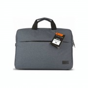 Canyon Fashion Bag for laptop 15.6, Polyester, Gray