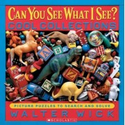 Cool Collections: Picture Puzzles to Search and Solve, Hardcover