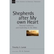 Shepherds After My Own Heart by Timothy S Laniak