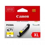 Canon CLI-671XL Yellow Ink Cartridge