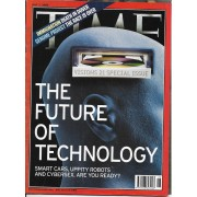 Time 1 - July 3 2000 - The Future Of Technology 1