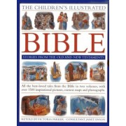 The Children's Illustrated Bible Stories from the Old and New Testaments by Victoria Parker