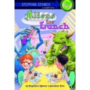 Stepping Stone Aliens for Lunch by Jon Etra
