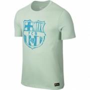FC Barcelona CREST T-SHIRT Nike póló
